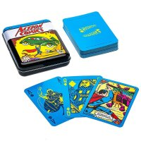 DC Super Heroes - Action Comics no. 1 Playing Cards - Superman