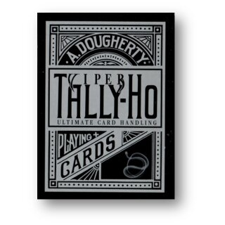 Viper Fan Back Tally-Ho by Ellusionist