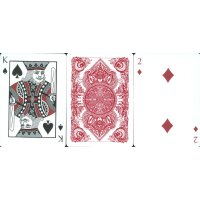Asura Rot Bicycle Deck by Card Experiment