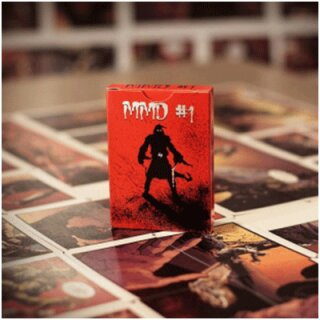 MMD - Comic Book Deck #1 (rot) by Handlordz, LLC  Limited Edition