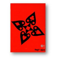 MMD - Comic Book Deck #1 (rot) by Handlordz, LLC  Limited...