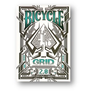 GRID 2.0 Deck - Bicycle mit Bee Cardstock