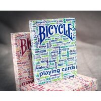 Table Talk Playing Cards ROT - Bicycle