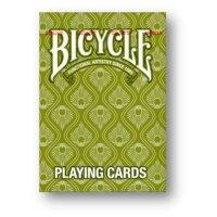 Peacock GRÜN Deck - Bicycle Poker Cards