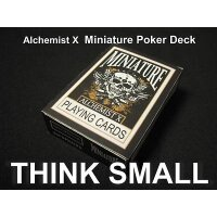 Alchemist X Mini Deck by Diavoli Productions