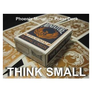 Phoenix Mini Deck by Diavoli Productions