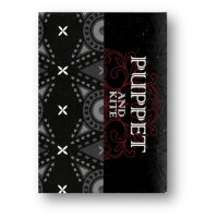 Puppet and Kite deck - BLACK by Eric Duan