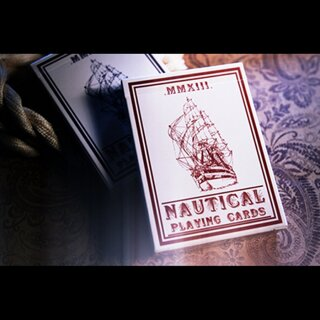 Nautical Playing Cards (ROT) by House of Playing Cards