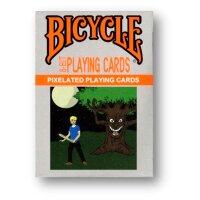 8-bit Black Deck - Bicycle