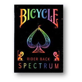 SPECTRUM Deck - Bicycle by COSMO SOLANO