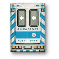 Ambulance Playing Cards