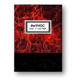 #MYNOC 2 : (Leather) Playing Cards