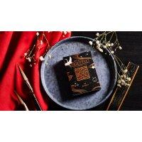 Oriental Memory Black playing Cards