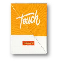 DÉRIVE (Honey) Playing Cards by Cardistry Touch