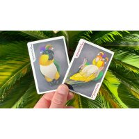 Bicycle Parrot Playing Cards