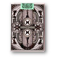 Lepidopterist Playing Cards by Art of Play