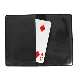 Card Holder - With Hidden Pocket