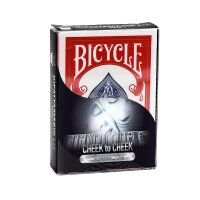 Bicycle - Supreme Line Cheek to Cheek ROT