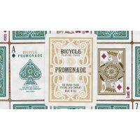 Bicycle Promenade Playing Cards by US Playing Card