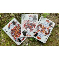 Bicycle Ant (Red) Playing Cards