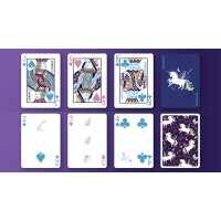 Unicorn Playing Cards by TCC
