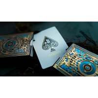 Abandoned Luxury Playing Cards by Dynamo