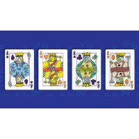 Tribute Playing Cards