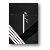 YUCI (Black) Playing Cards by TCC
