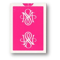 MS Splat Deck Bubblegum Pink Playing Cards