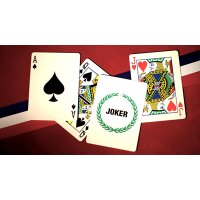 LONDON 2012 Playing Cards - Silber