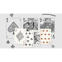 Sunrise Playing Cards by MISC GOODS