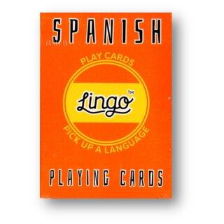 Lingo (Spanish) Playing Cards