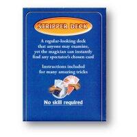 Bicycle - Stripper deck - Blue back