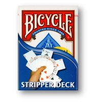 Bicycle - Stripper deck - Red back