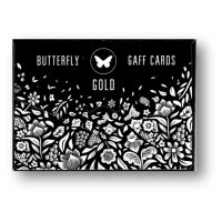 Gaff pack for Butterfly Playing Cards Marked (Black and...