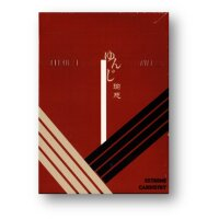 YUCI (Red) Playing Cards by TCC