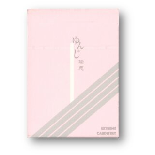 YUCI (Pink) Playing Cards by TCC