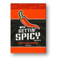 Gettin' Spicy - Chili Pepper Playing Cards