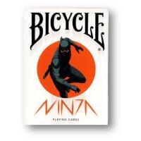 Bicycle Ninja Playing Cards