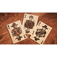 Wranglers Playing Cards