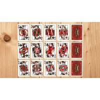 Bicycle Luxury Keys Playing Cards