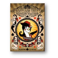 Professor Tates Travelling Road Show Vintage Edition Playing Cards