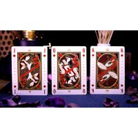 The Constellation Gold Playing Card by Deckidea