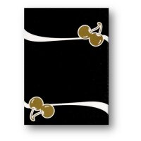 Cherry Casino (Monte Carlo Black and Gold) Playing Cards...