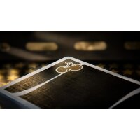 Cherry Casino (Monte Carlo Black and Gold) Playing Cards by Pure Imagination Projects