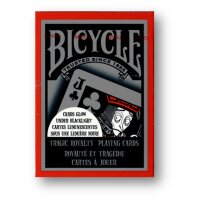 Tragic Royalty Deck - Bicycle Playing Cards