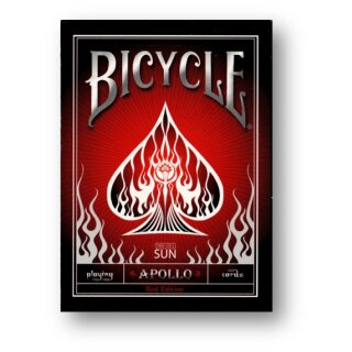 Apollo Deck - Bicycle Rot by Eric Duan
