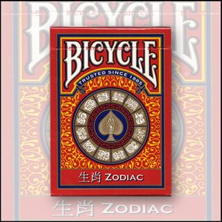 Zodiac Deck - Bicycle