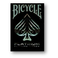 Platinum Deck - Bicycle by Elite Playing Cards