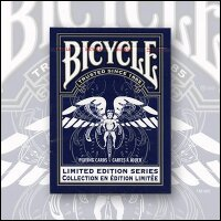 Limited Edition Series #2 blau - Bicycle (Out of Print)